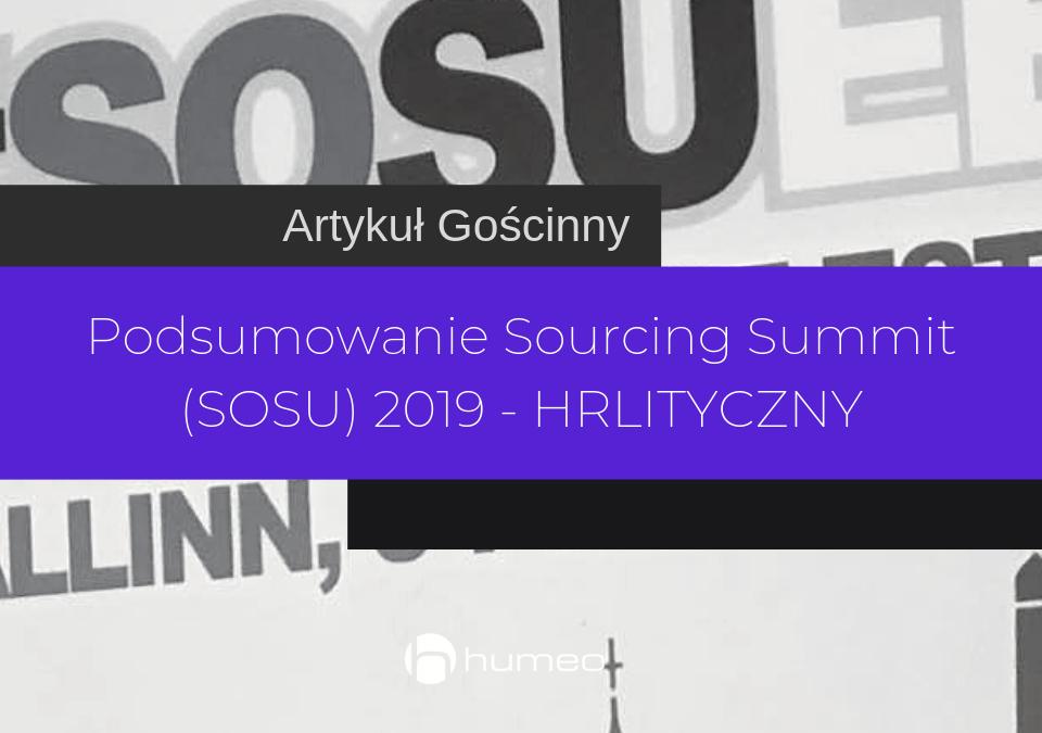 Sourcing Summit Tallin 2019 - podsumowanie