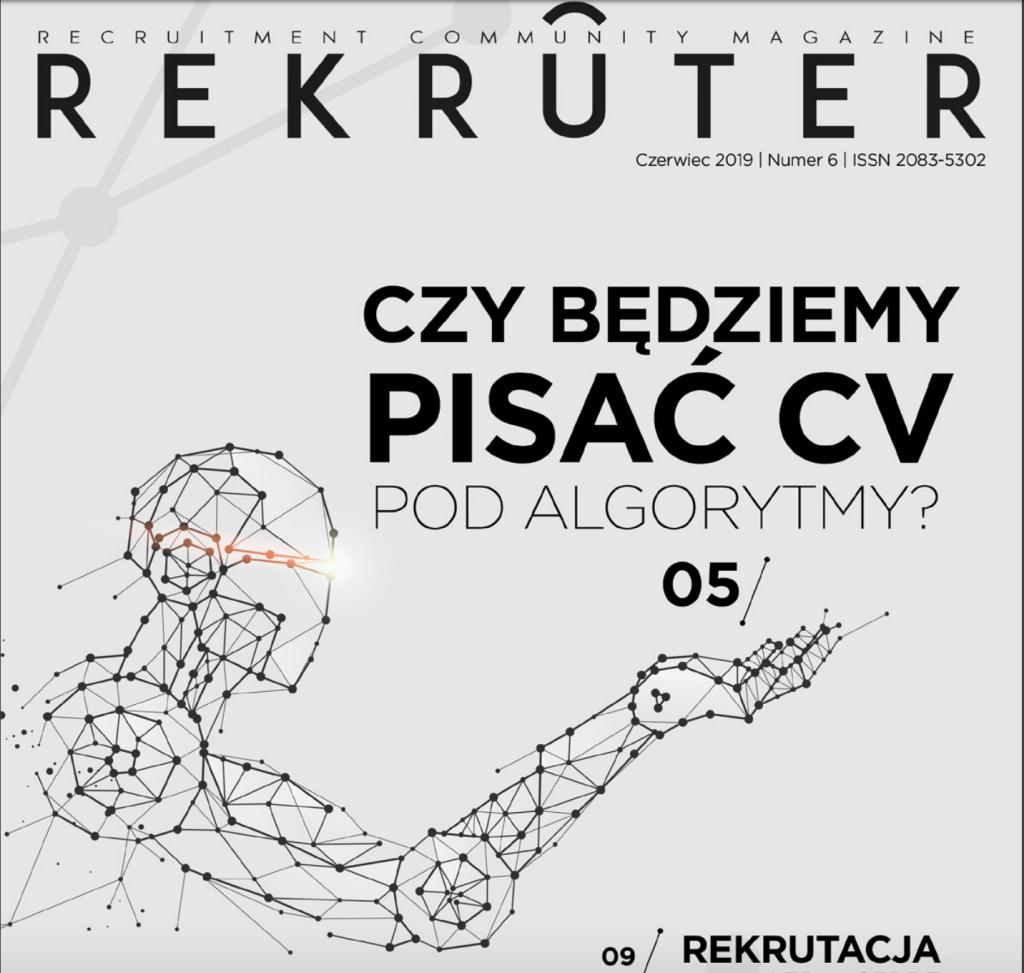 CV a algorytmy - Magazyn Rekruter