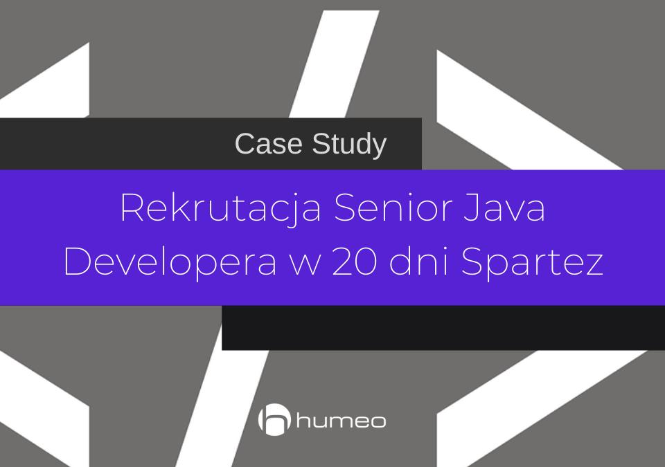 Jak zatrudnić Java Developera