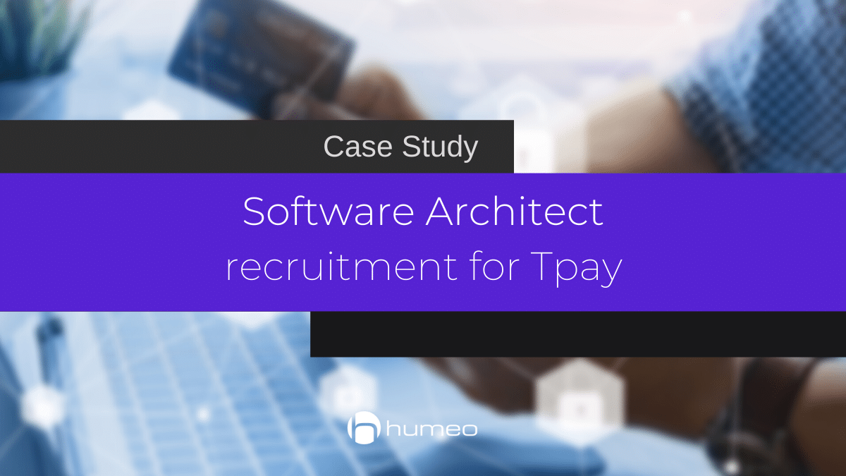Software Architect Recruitment - case study