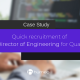 Director of Engineering - recruitment case study