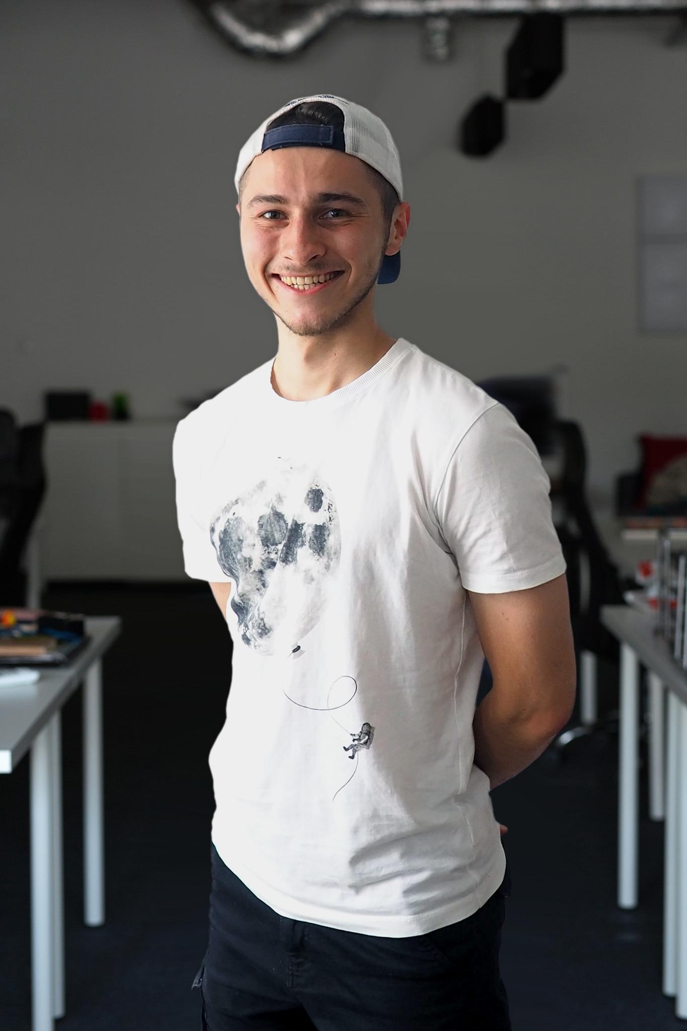 Zdjęcie profilowe specjalisty ds. marketingu w biurze Humeo w Krakowie - Jakub Udziela