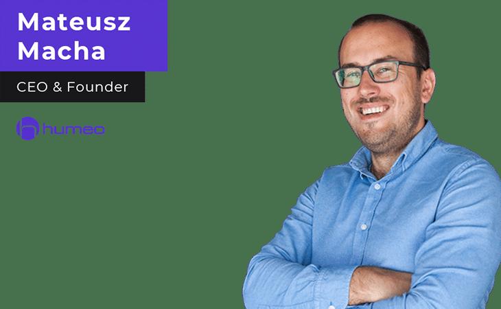 Bezpłatne konsultacje w agencji rekrutacyjnej IT - Mateusz Macha