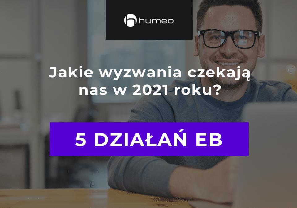 5 działań employer brandingowych do wdrożenia na 2021
