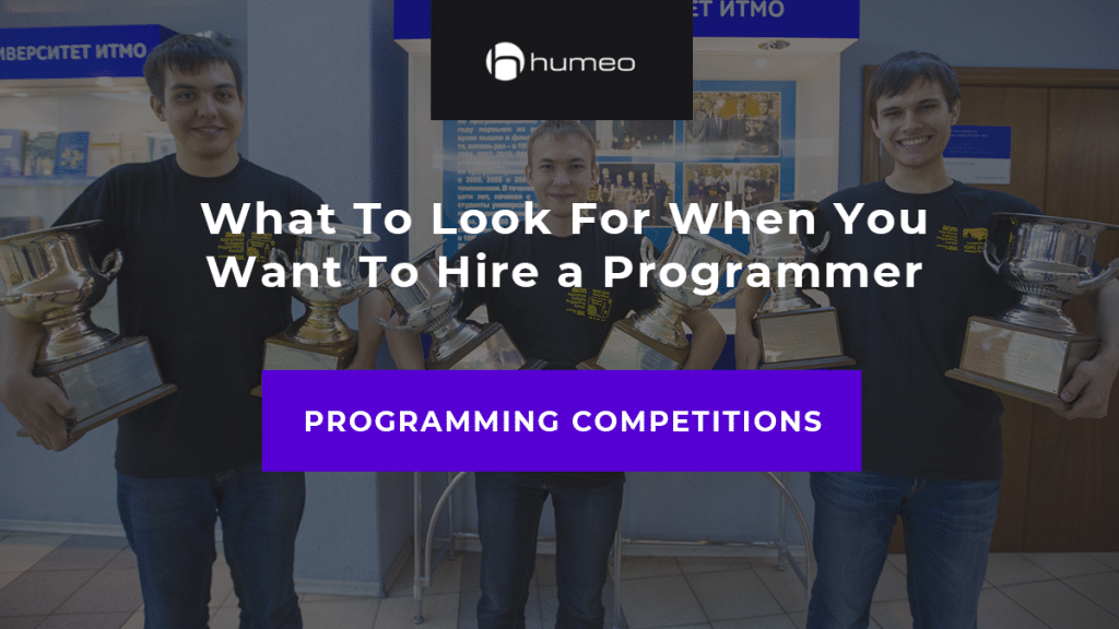 Programming competitions