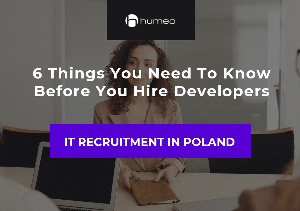 IT recruitment in Poland