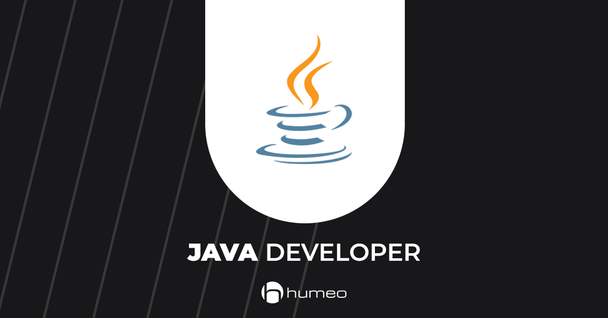 Java Developer IT job offers - Humeo