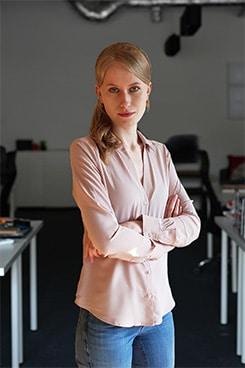 Patrycja Petrykowska IT recruiter