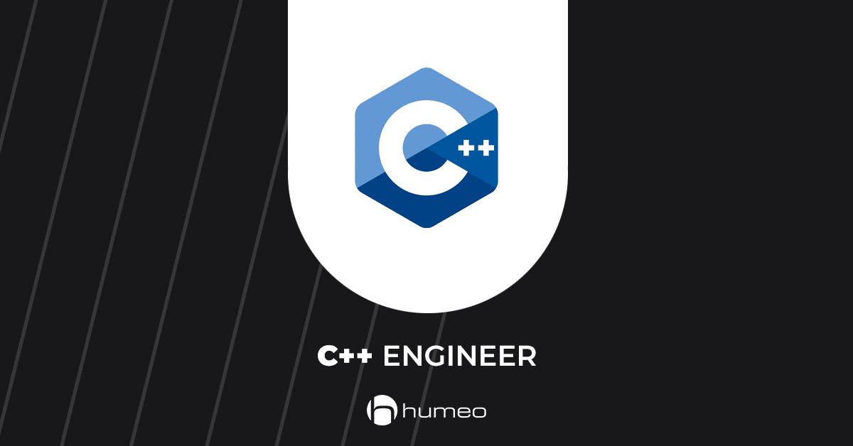 C++ Engineer oferty pracy IT - Humeo