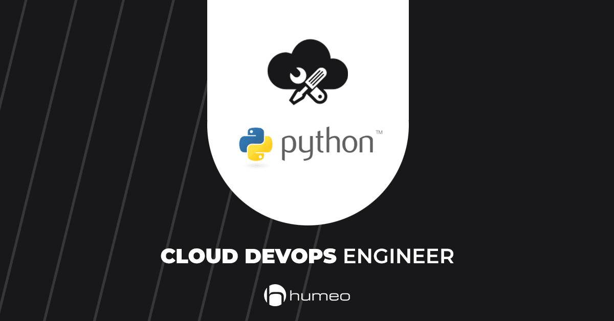Cloud DevOps Engineer IT job offers - Humeo