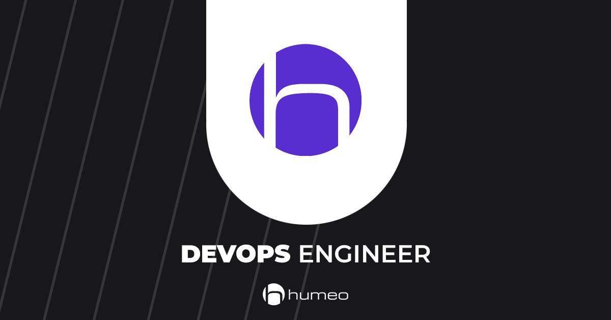 DevOps Engineer IT job offers - Humeo