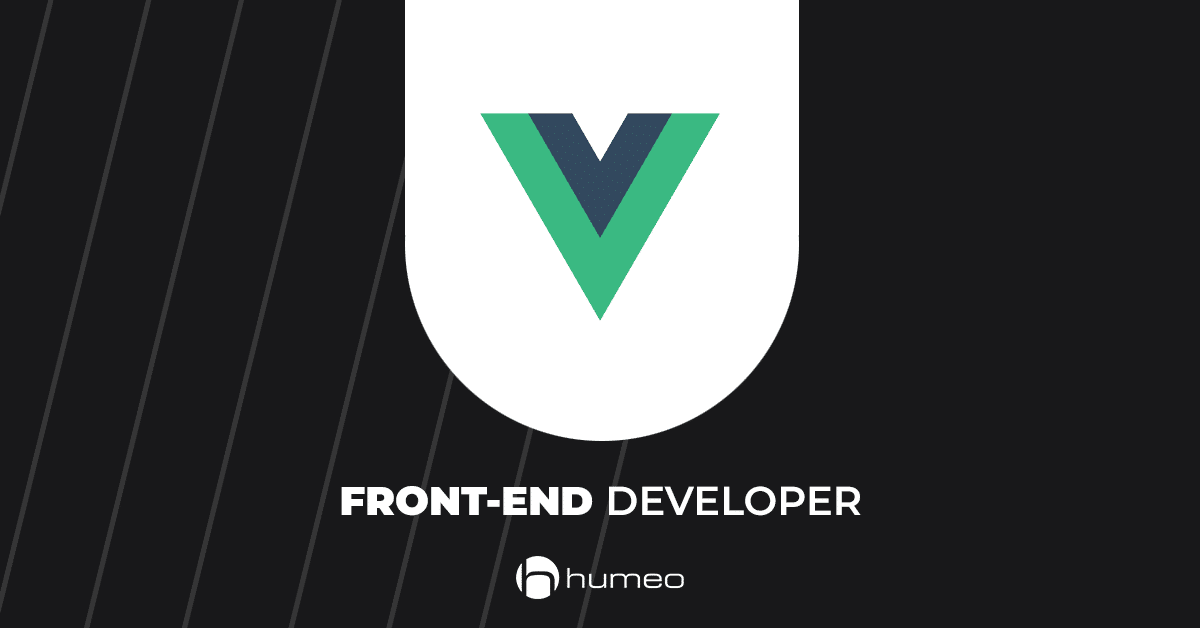 Front-end Developer Vue.js oferty pracy IT - Humeo