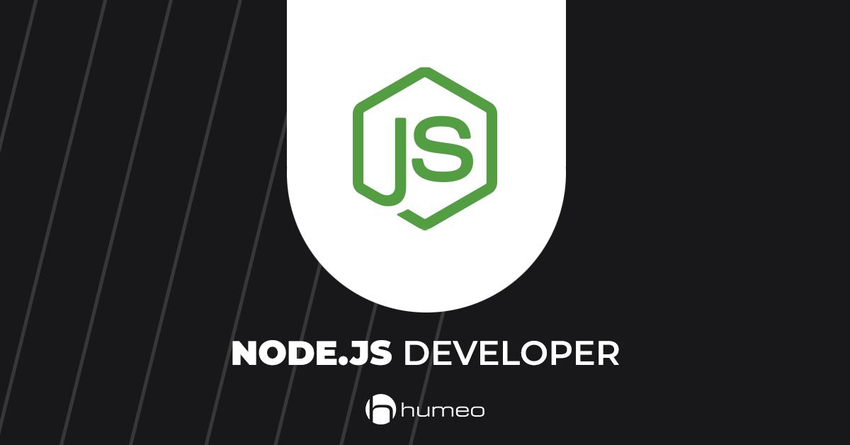 Node.js Developer IT job offers - Humeo