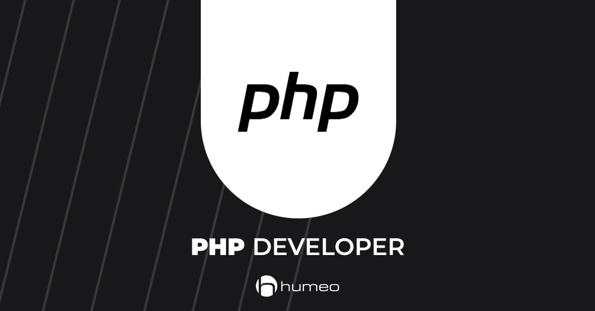 PHP Developer IT job offers - Humeo