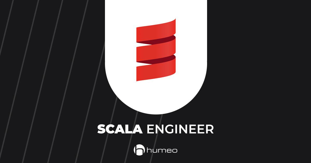 Scala Engineer IT job offers - Humeo
