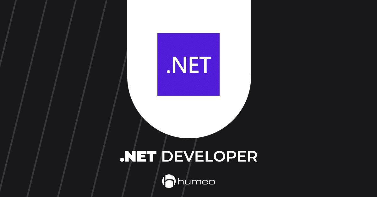 dotNET Developer oferty pracy IT - Humeo