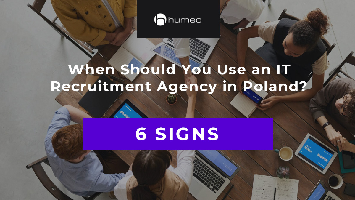 6 signs it's time to outsource recruitment