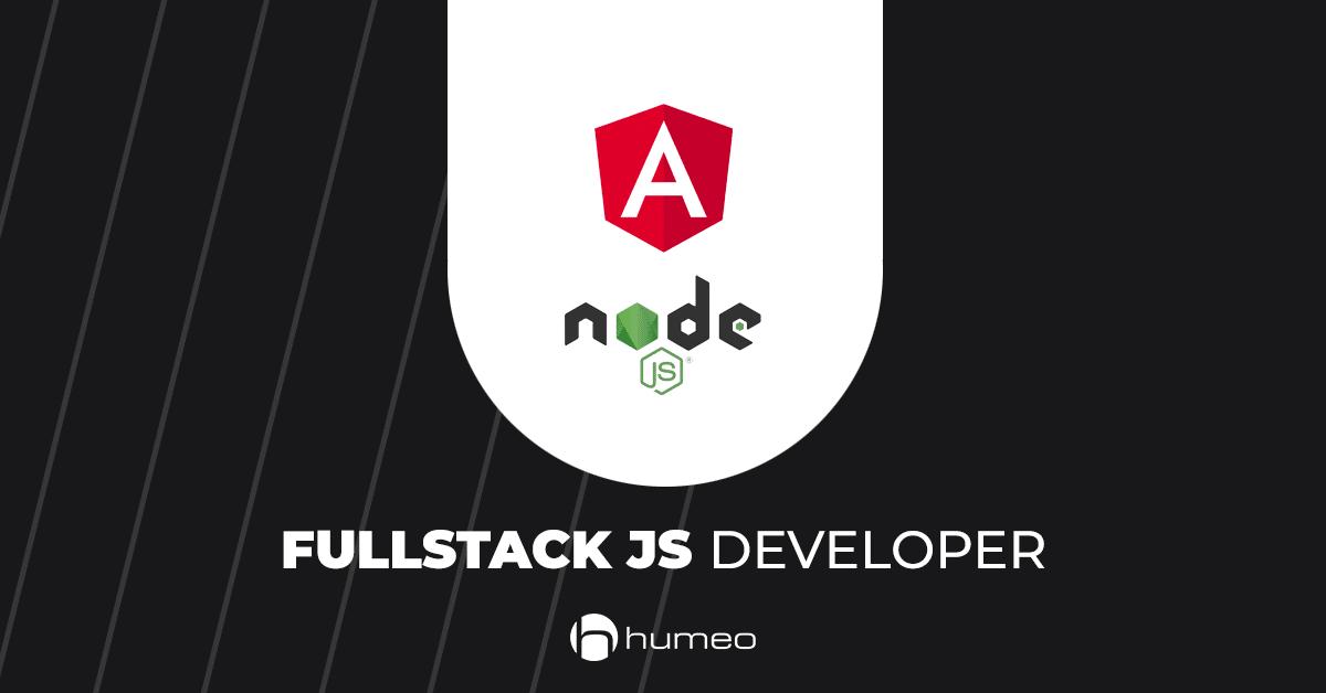 Fullstack JS Developer oferty pracy IT - Humeo
