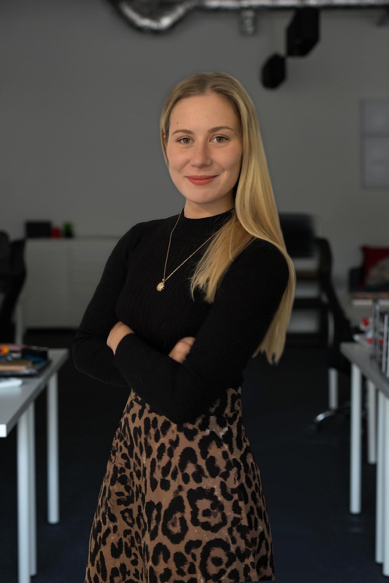 Alicja Zuczek IT Recruiter Humeo