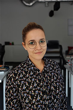 Magdalena Kurleto Humeo IT Recruiter
