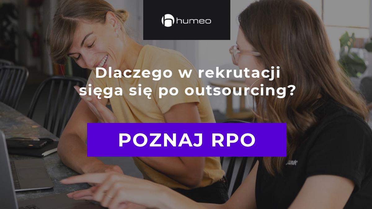 Outsourcing w rekrutacji czyli RPO