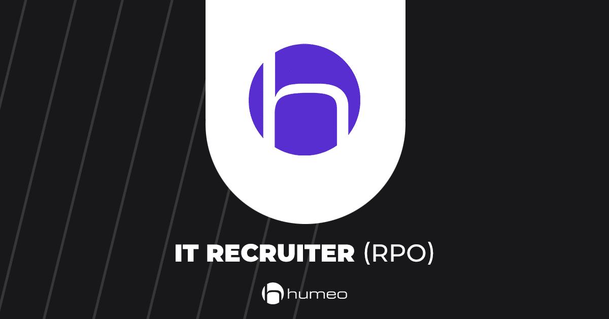 IT Recruiter RPO oferty pracy IT - Humeo