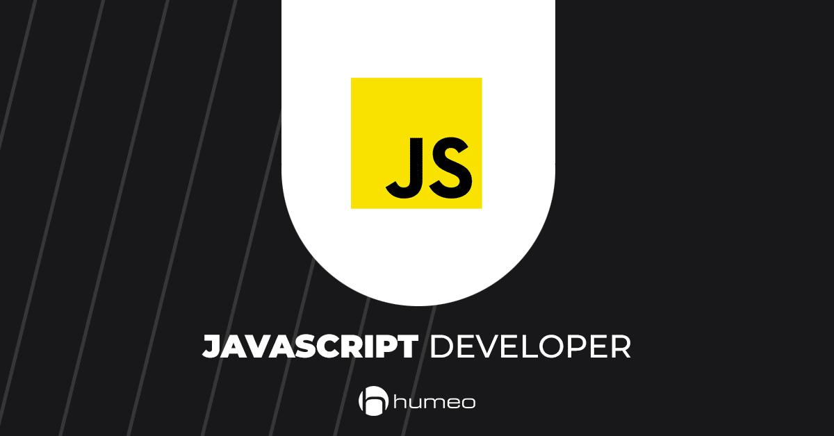 JavaScript Developer oferty pracy IT - Humeo